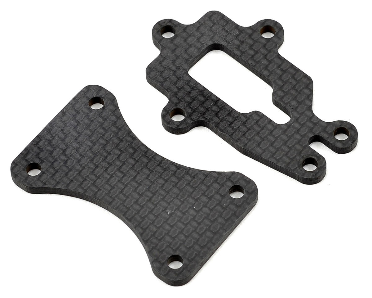 TEN SCTE 2.0 Carbon Center Top Plate & Transponder Mount
