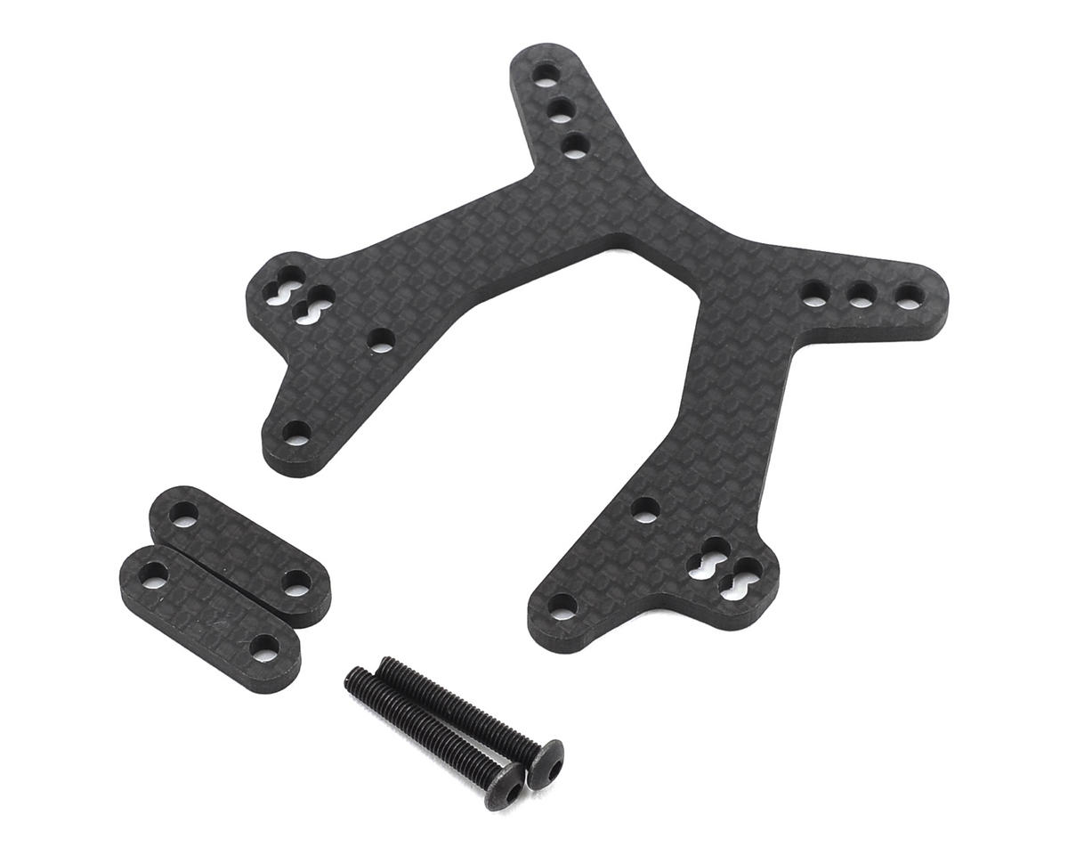 B5M Carbon Front Tower (Flat Arm)