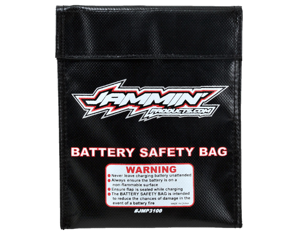 LiPo Battery Safety Bag by Jammin Products