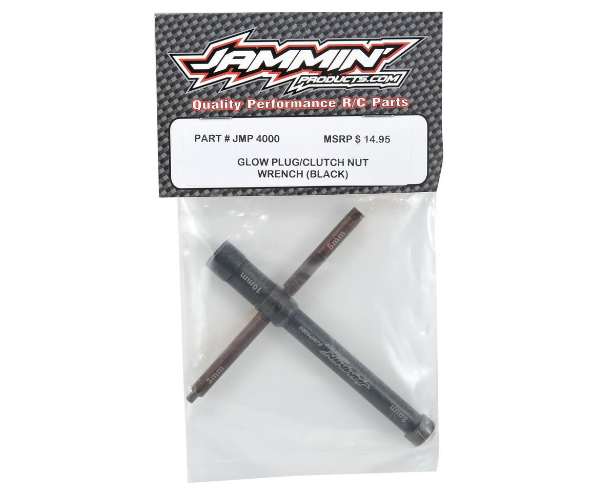 Jammin Products Glow Plug/Clutch Nut Wrench