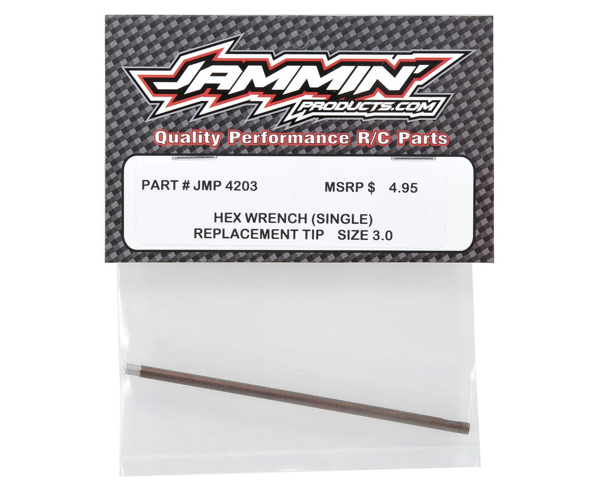 Jammin Products Hex Wrench Tip (3.0mm)