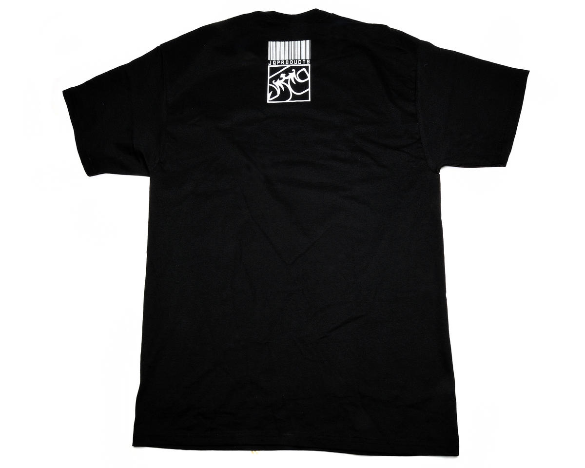 "JQ Products ""Against The Odds"" Black T-Shirt (3X-Large - Tall)"