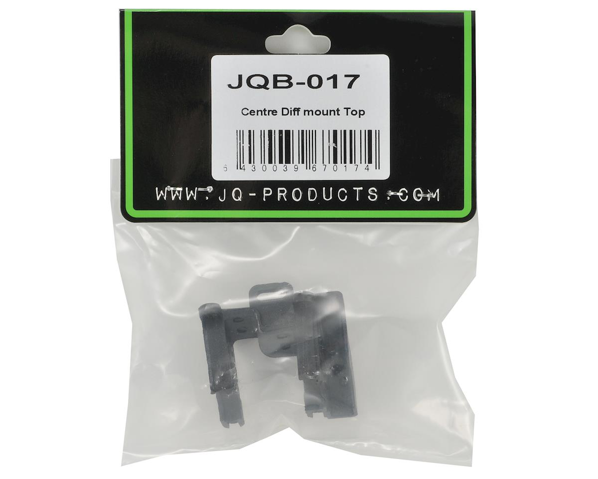 JQRacing Center Differential Mount Top Plate