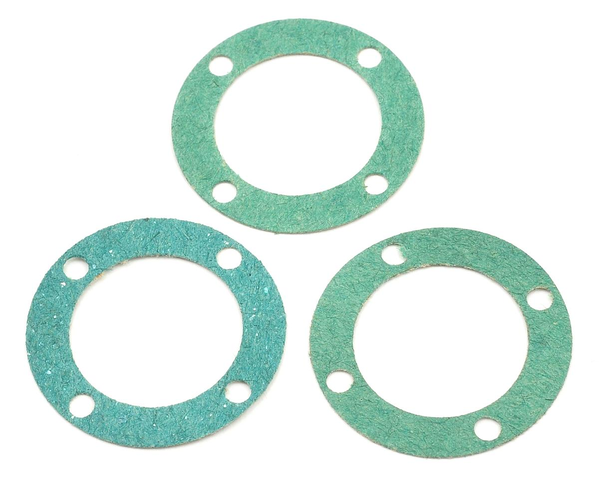 JQRacing Differential Gasket Set (3) (JQ Racing THE Car (White))