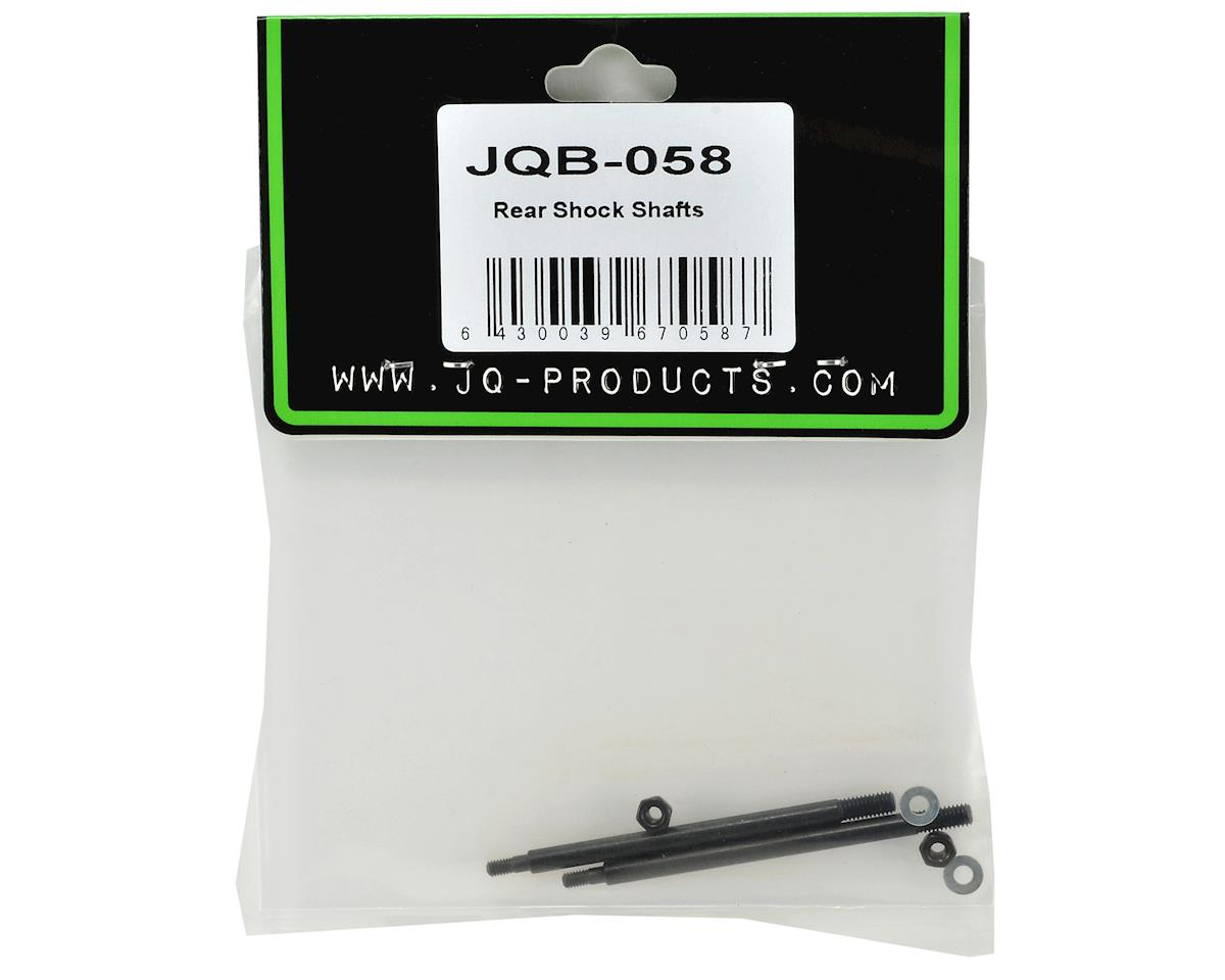 JQRacing Rear Shock Shaft Set (2) (UPDATED)