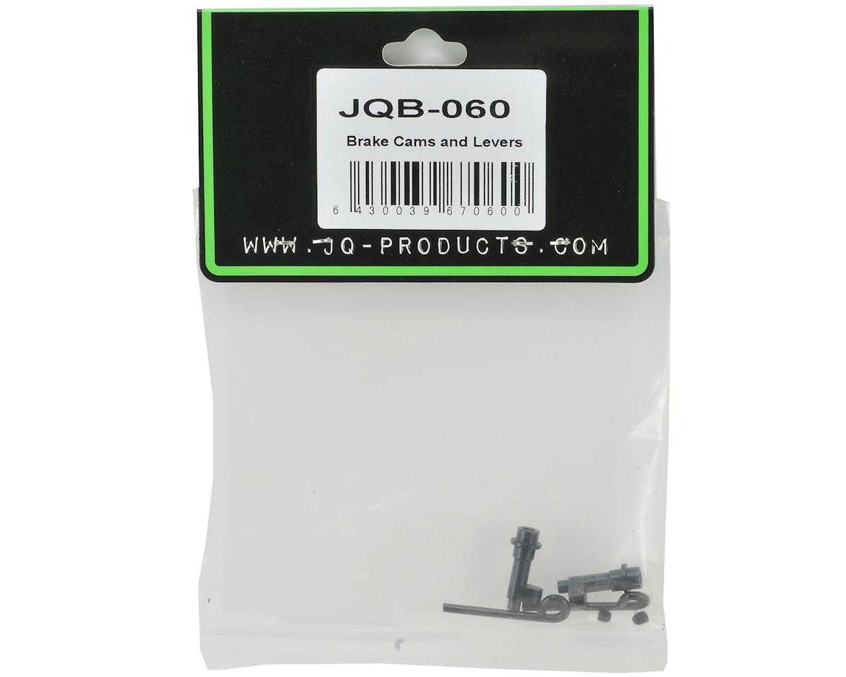 JQ Products Brake Cam & Lever Set (4)