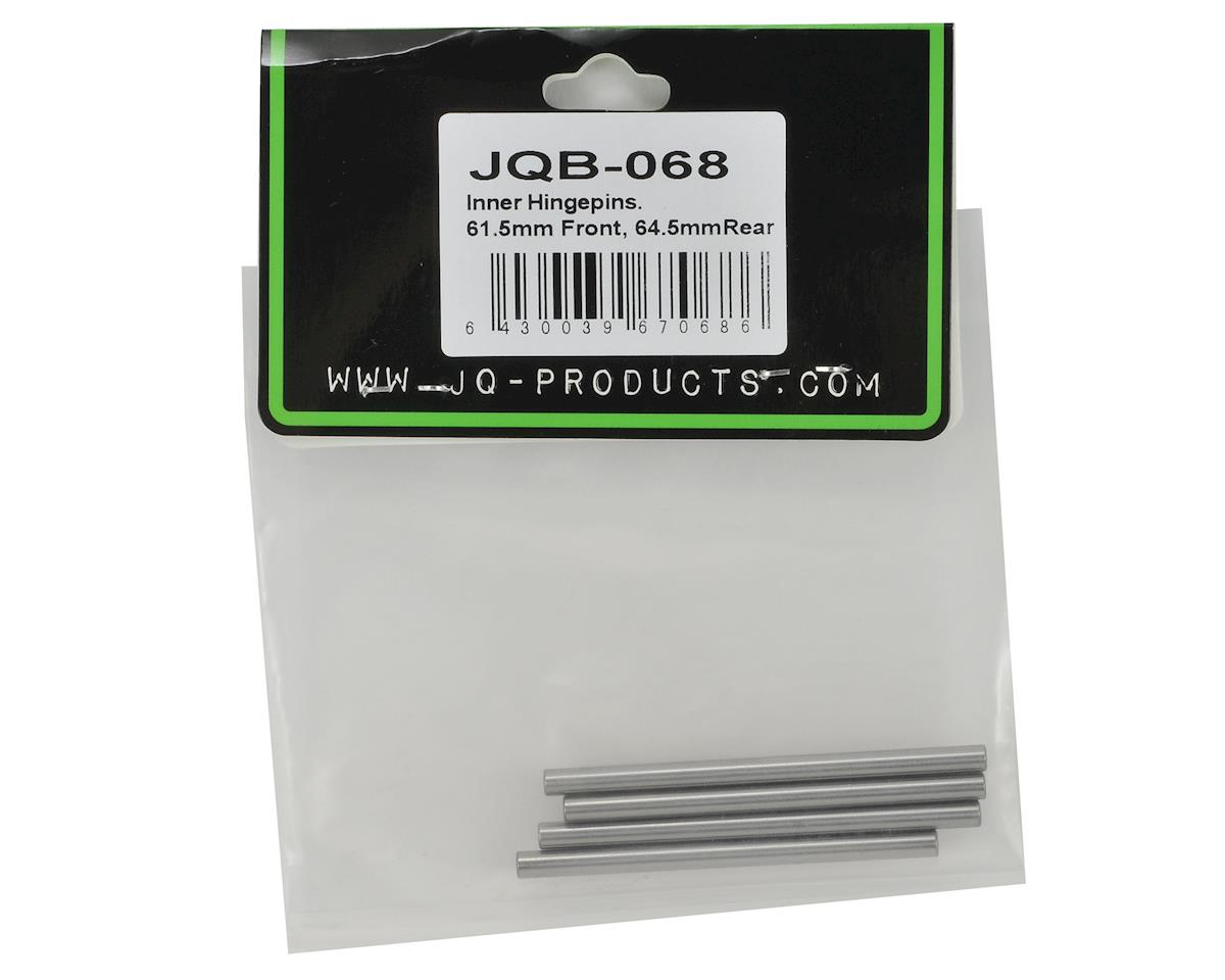 JQRacing Front/Rear Inner Hinge Pin Set (4) (UPDATED)