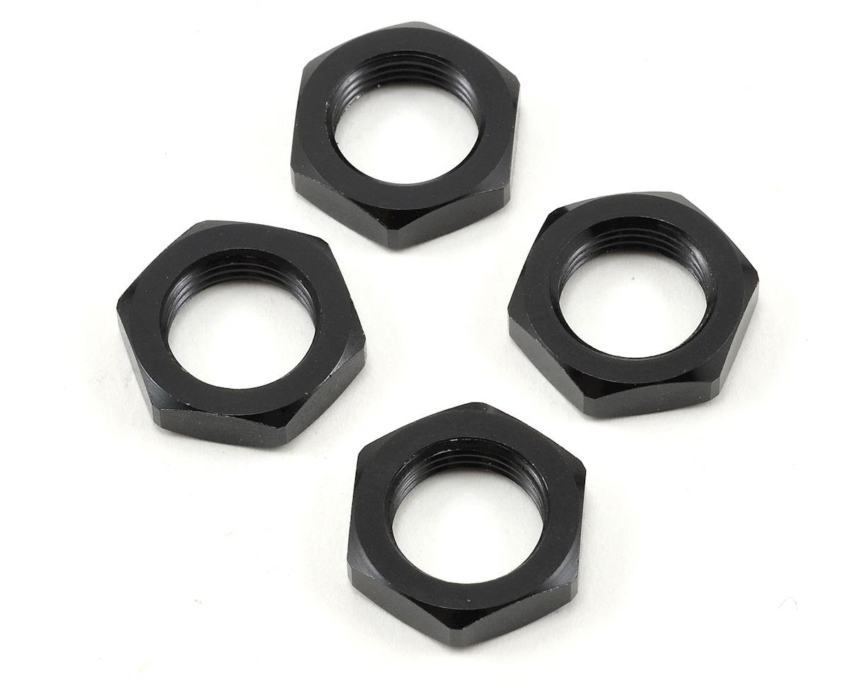 JQRacing Wheel Nut Set (4) (JQ Racing THE Car (White))