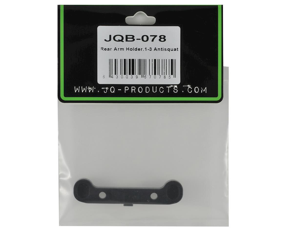 JQ Products Rear Anti-Squat Block