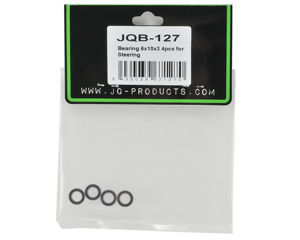 JQRacing 6x10x3mm Bearing Set (4)