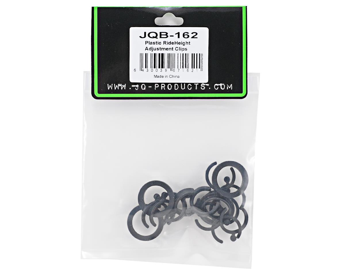 JQRacing Plastic Ride Height Adjustment Clip Set (12)