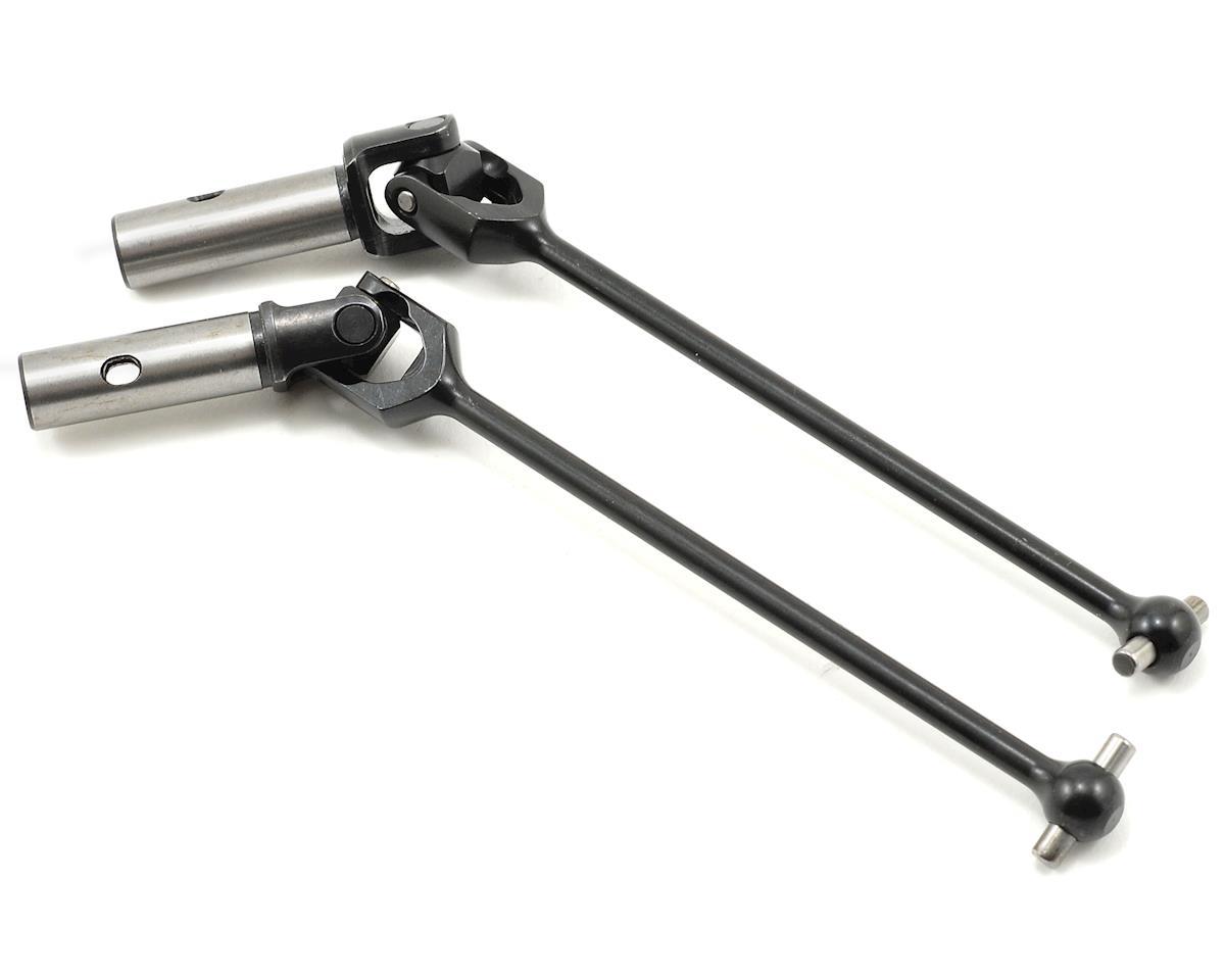 JQP-JQB0148 JQRacing 86mm Center Dogbone Driveshaft Weight Forward Black