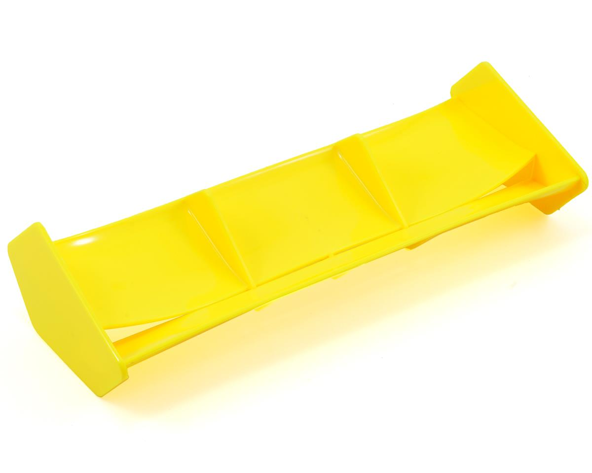 JQ Products THE 1/8 Buggy Wing (Yellow)