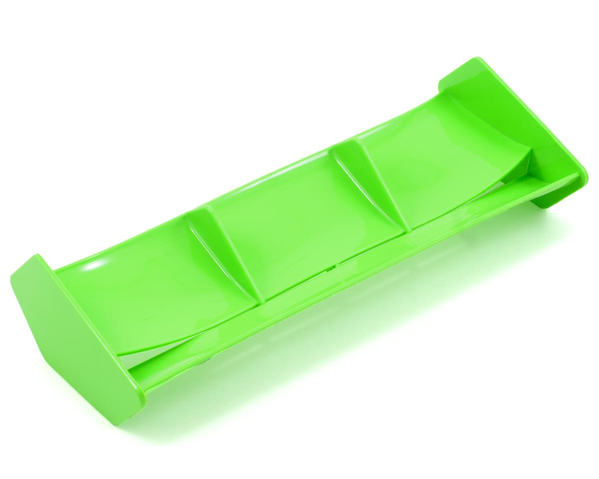 JQ THE eCarRacing 1/8 Buggy Wing (Green)