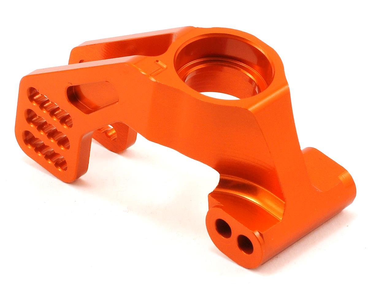 JQ Products Aluminum Left Rear Hub (Gold)