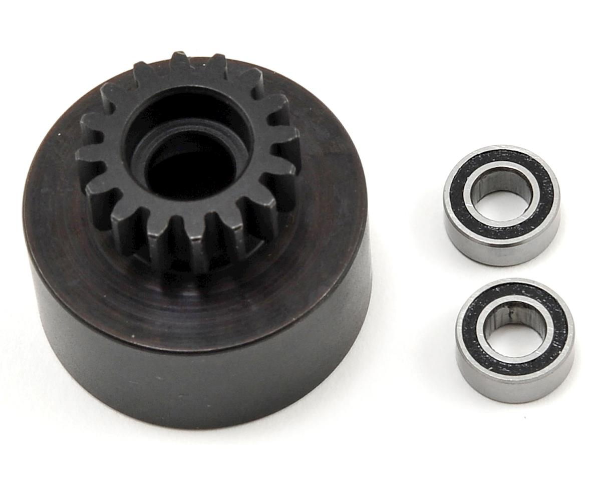 JQ Products 16T Clutch Bell w/5x10 Bearings