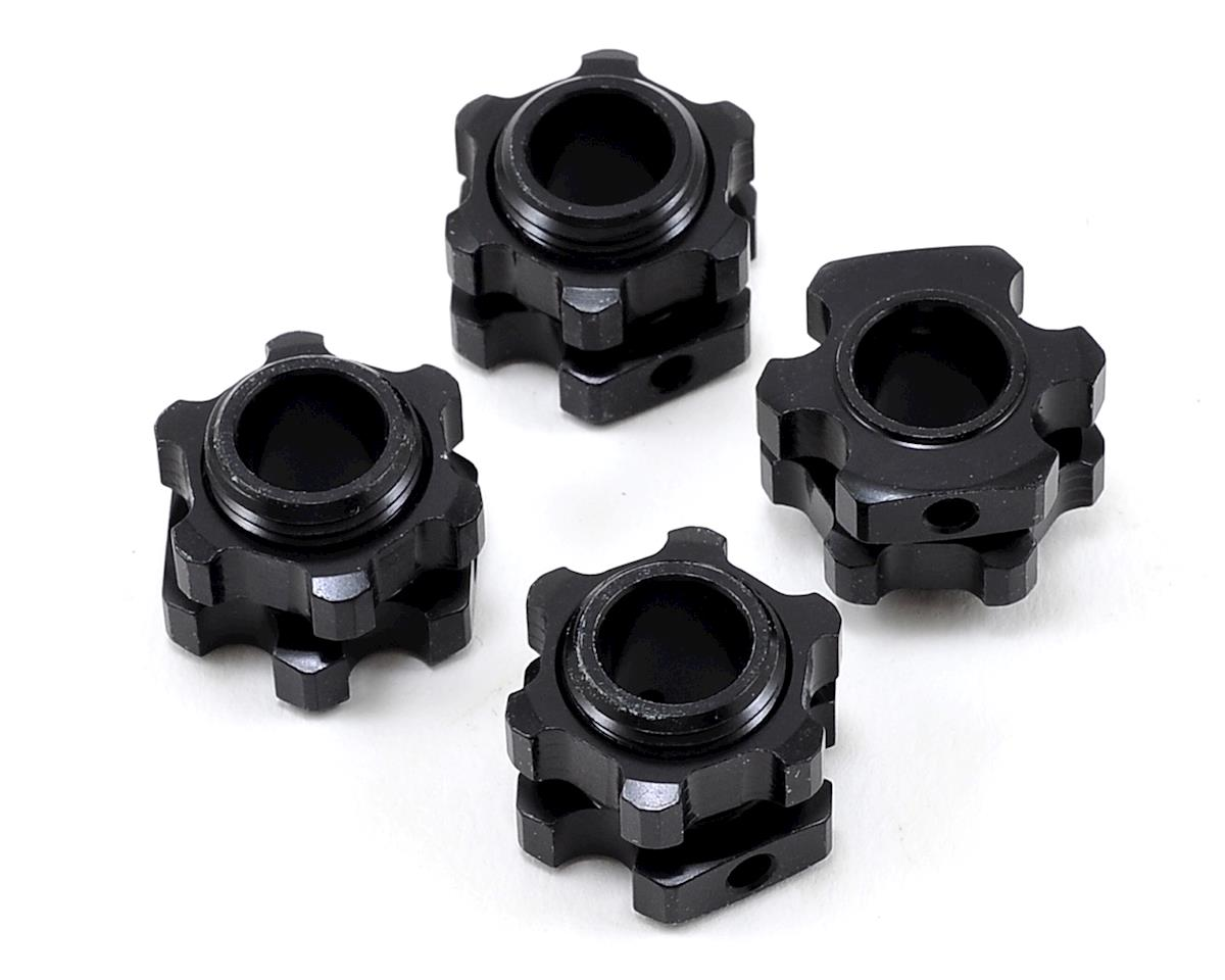JQ Products 4.3mm Lightened Hex w/Nut (4)