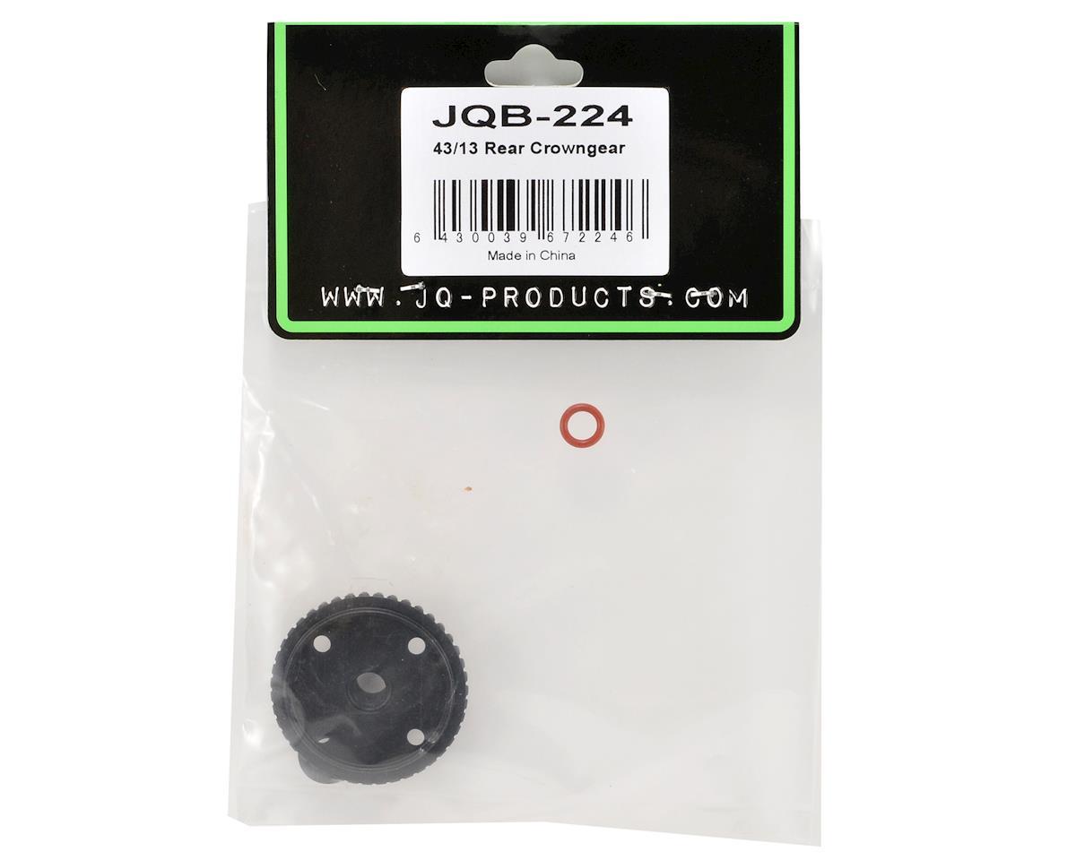 "JQRacing 43T ""THE"" Rear Ring Gear"