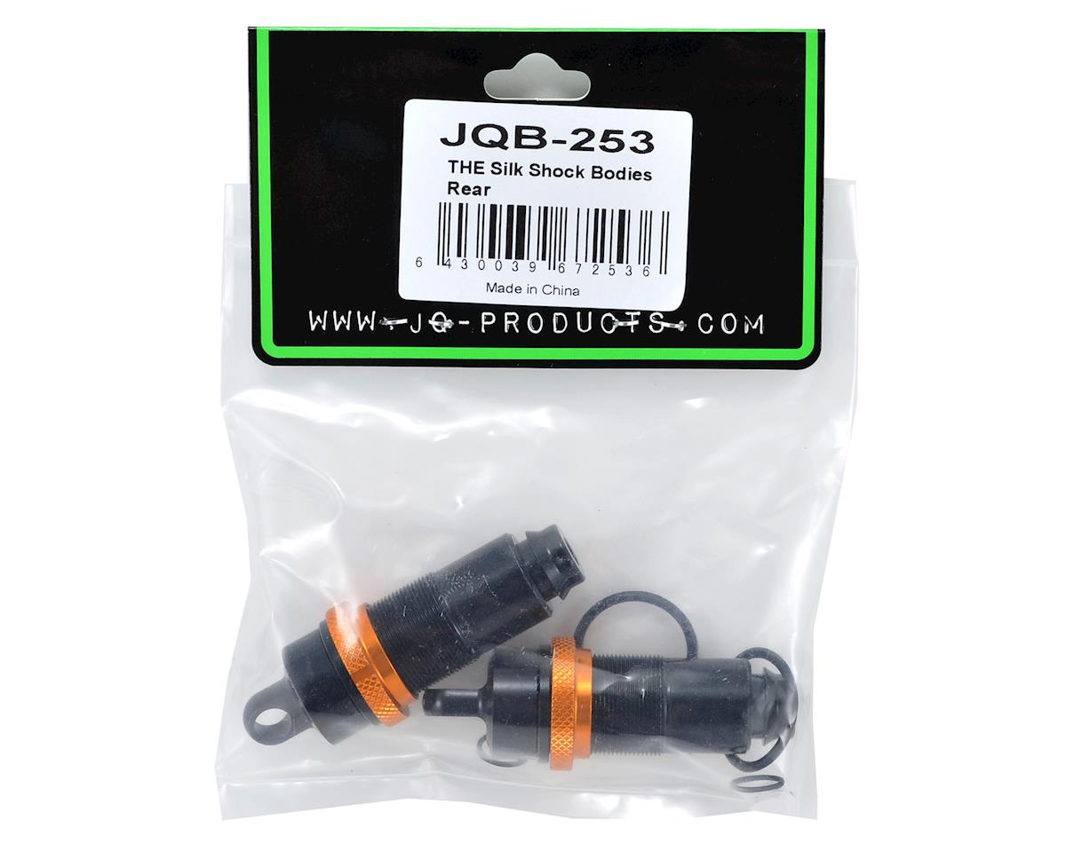 JQ Products THE Silk Rear Shock Body Set (Yellow Edition)