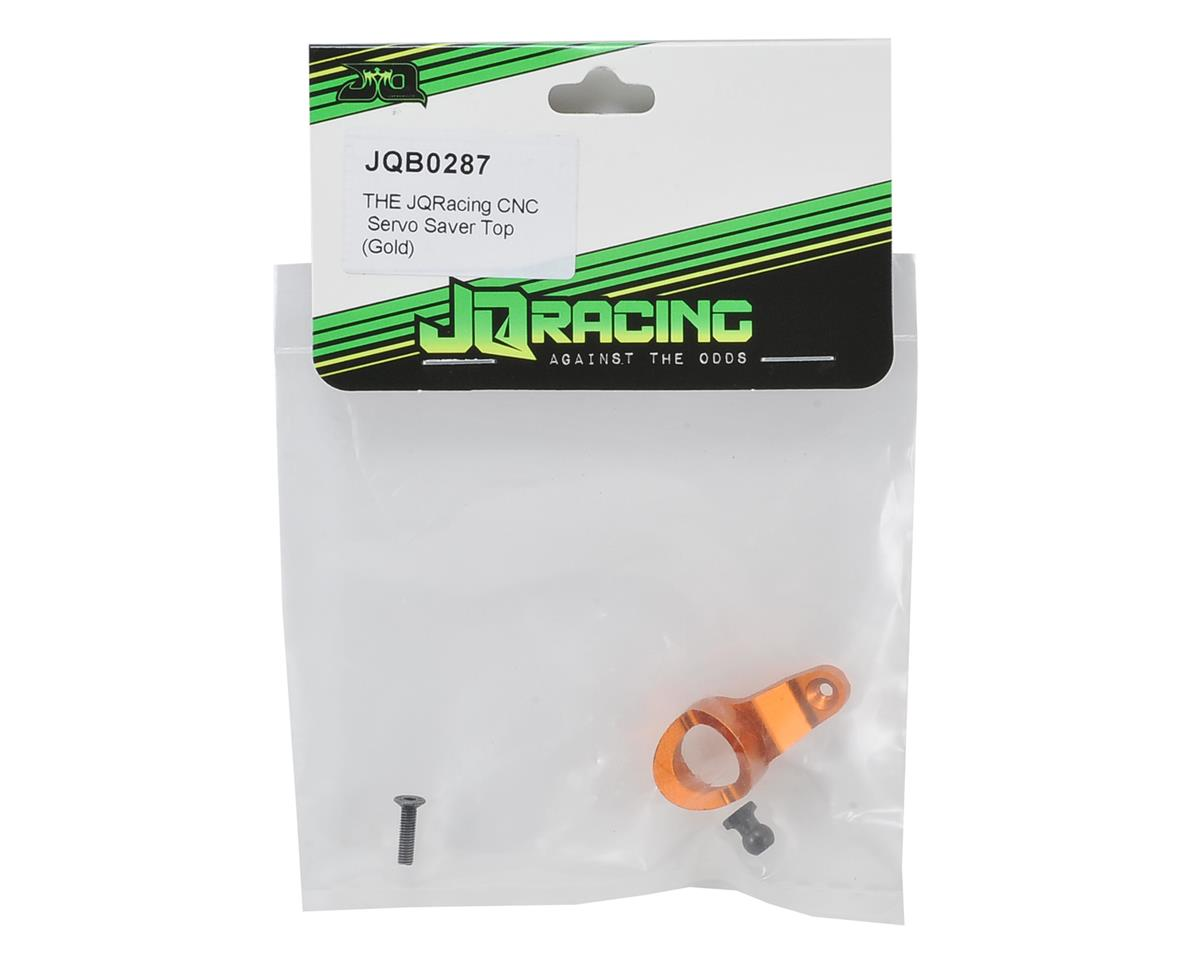 JQRacing CNC Servo Saver Top (Gold)