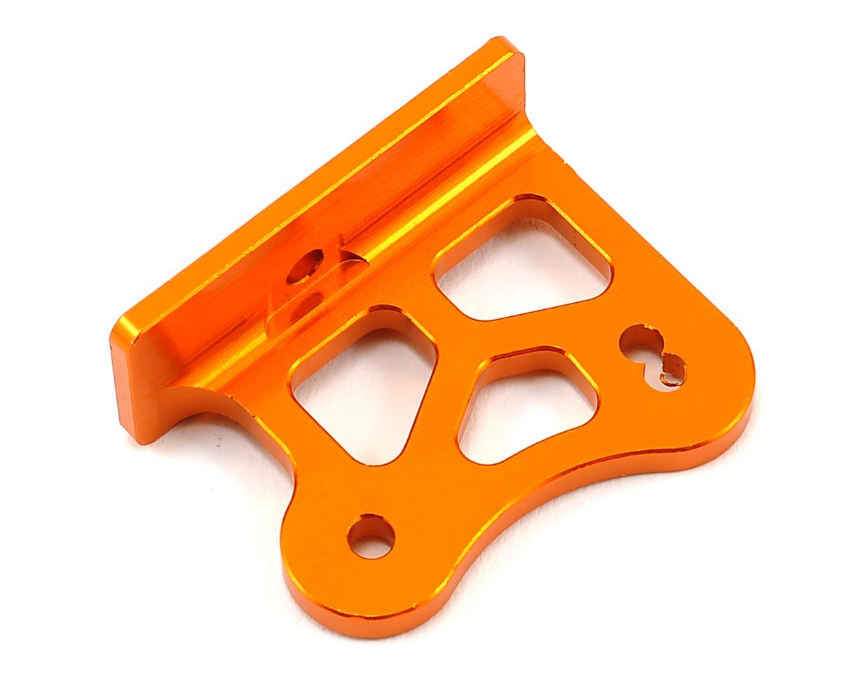 CNC Left High Wing Mount (Gold) by JQRacing