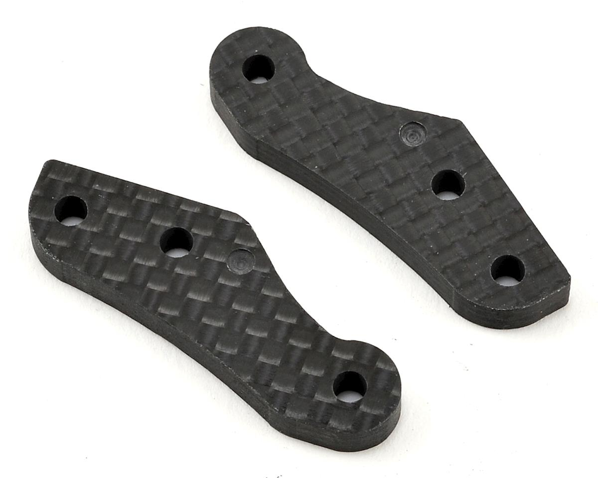 JQRacing Black Edition #1 Steering Knuckle Arm