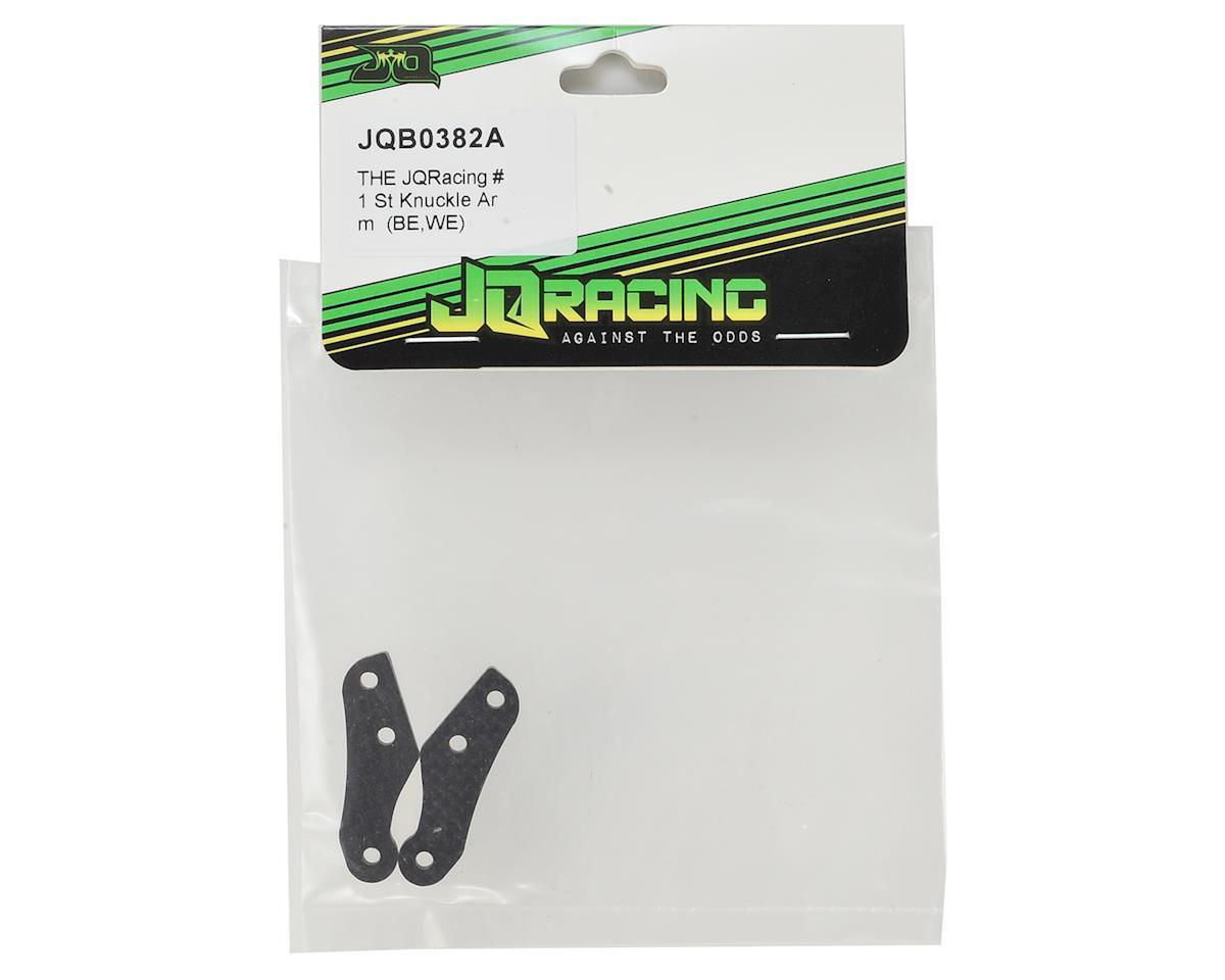 JQRacing Black Edition #1 Steering Knuckle Arm