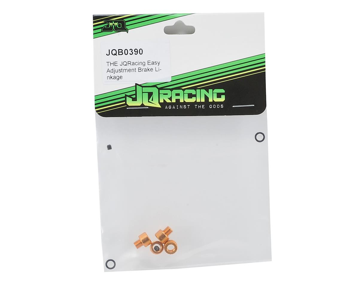 JQRacing Easy Adjustment Brake Linkage (Gold)