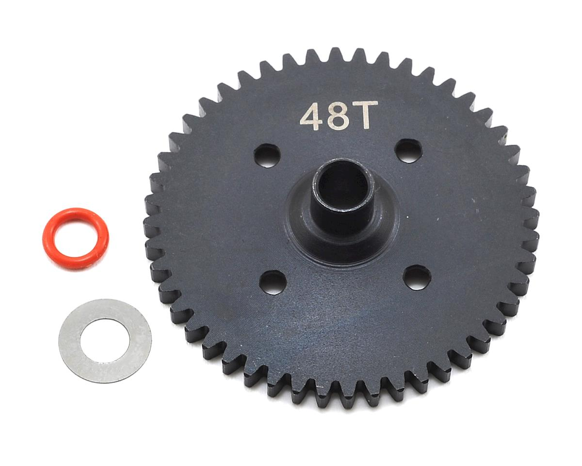 JQRacing Spur Gear 48T (White Edition LV)