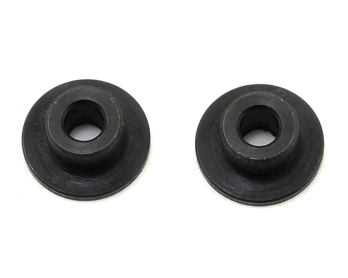 Black Edition 2.0 Ackermann Plate Bushing by JQRacing
