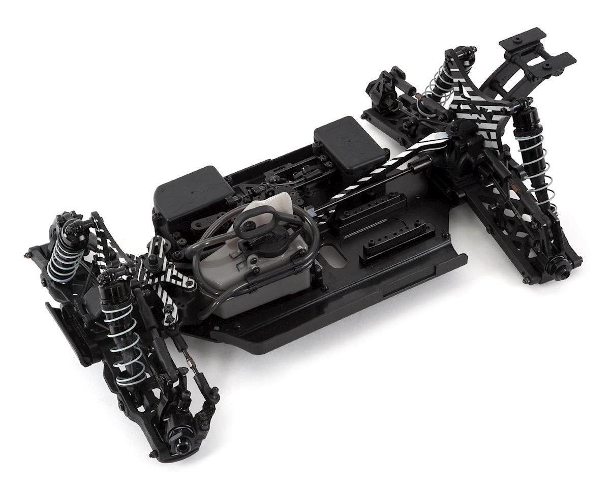 "JQRacing ""THE Car"" Spec-Q 1/8 Off-Road Nitro Buggy (Black Edition)"