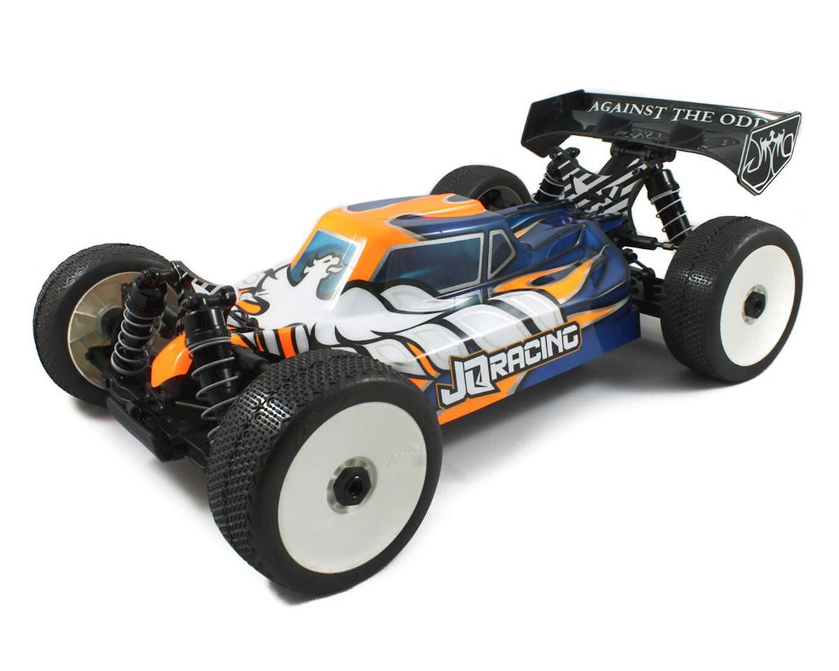 "JQRacing ""THE eCar"" 1/8 Electric Buggy Kit (Black Edition)"