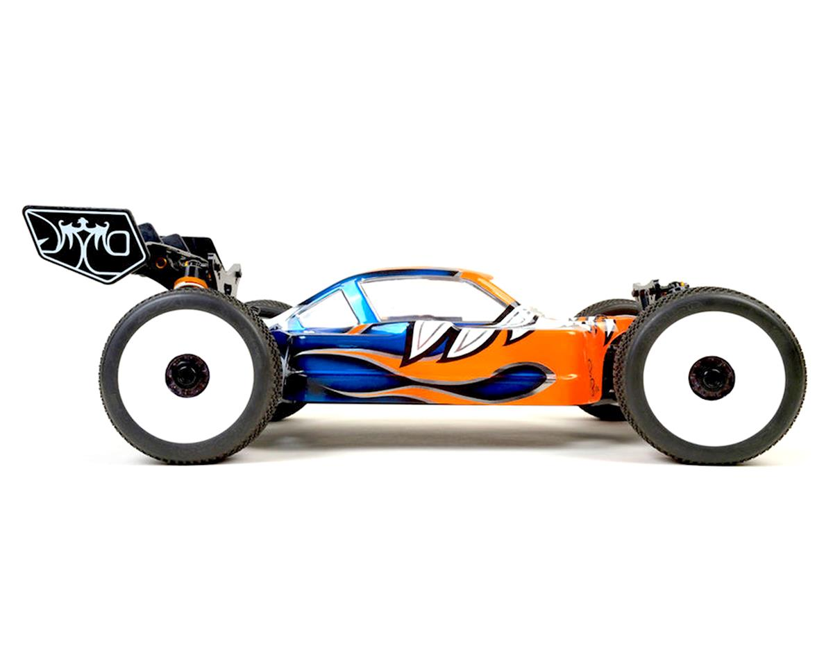 "JQRacing ""THE eCar"" 1/8 Electric Buggy Kit (Grey Edition)"