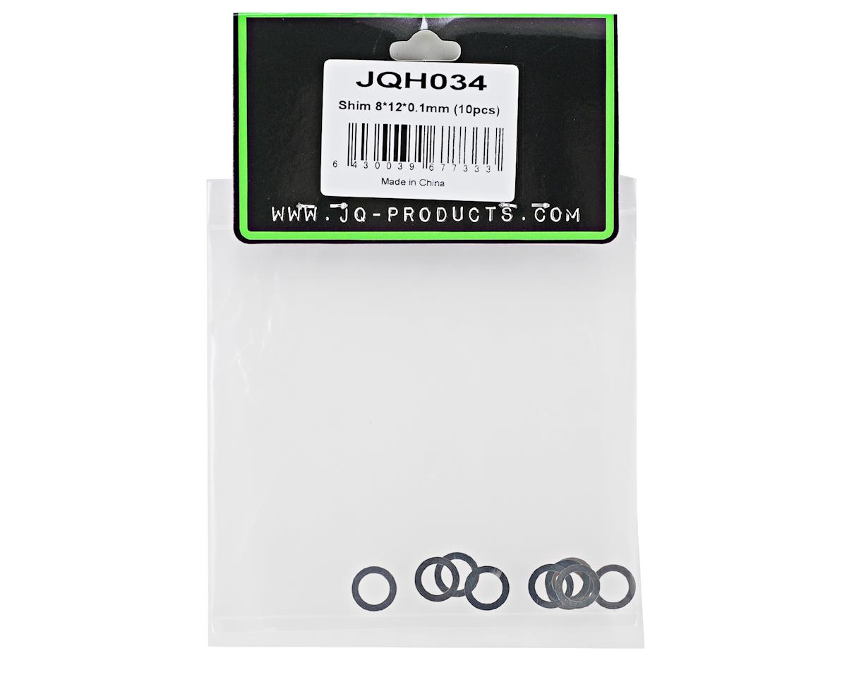 JQRacing 8x12x0.1mm Axle Shims (10)