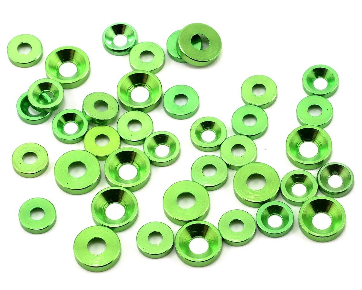JQ Products Full Color Washer Kit (Green)