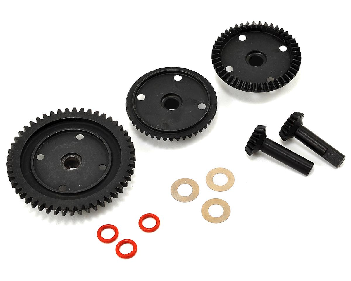 "Complete ""Even Smoother"" Gearing Set by JQRacing"