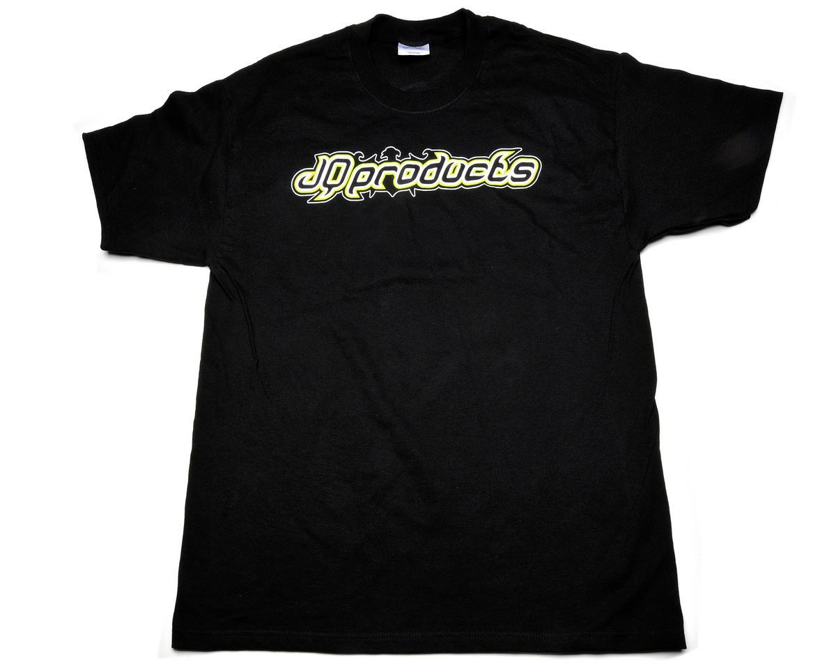 """JQRacing """"The Shirt"""" Black T-Shirt (Large)"""