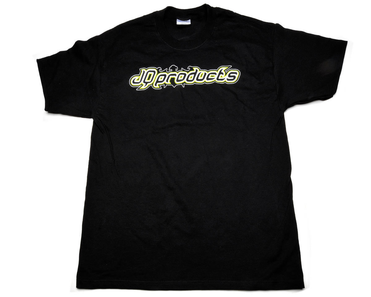 "JQ Products ""The Shirt"" Black T-Shirt (Medium)"