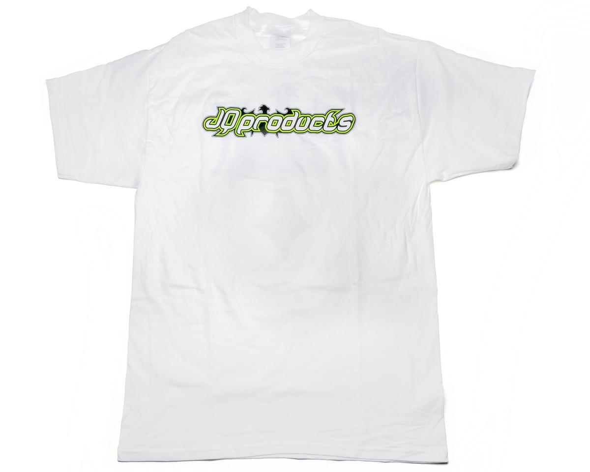 "JQ Products ""The Shirt"" White T-Shirt (2X-Large - Tall)"