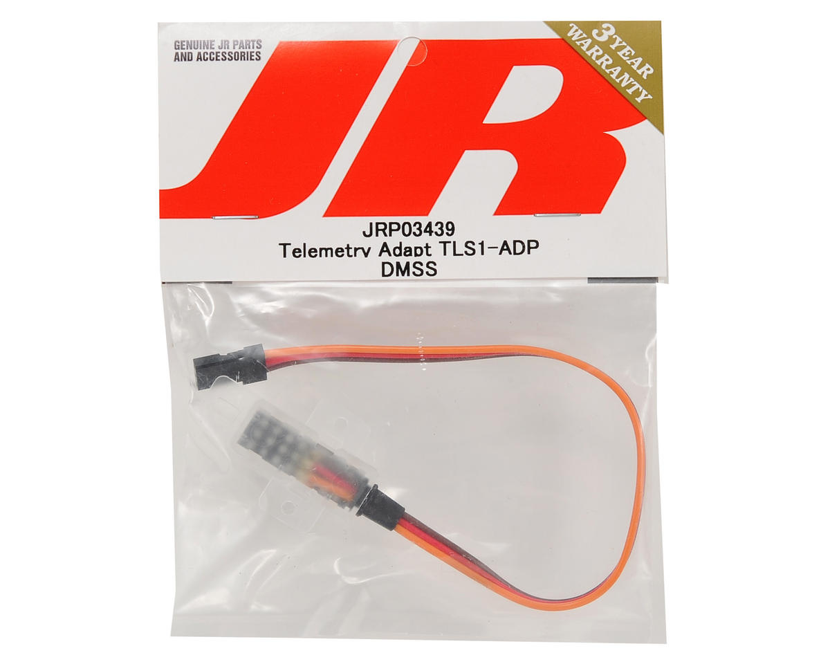 JR TLS1-ADP DMSS Telemetry Adapter