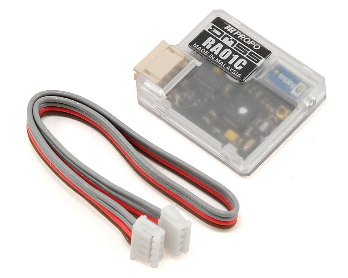 JR RA01C DMSS Short Range Telemetry/Chip Antenna Module