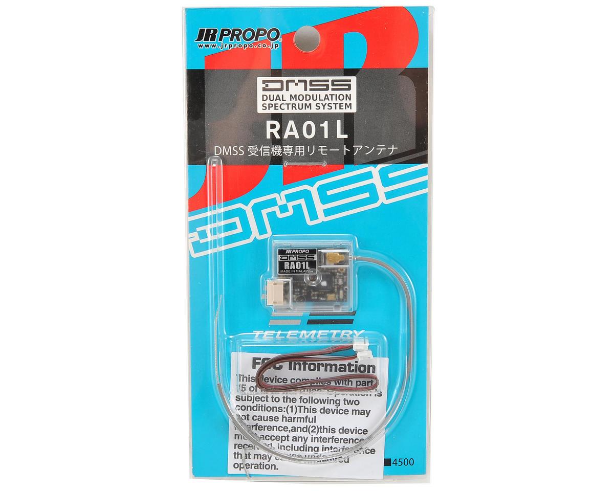 JR RA01L DMSS Short Range Telemetry/Coaxial Antenna Module