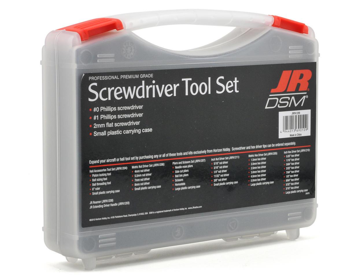 JR Screwdriver Set (3)