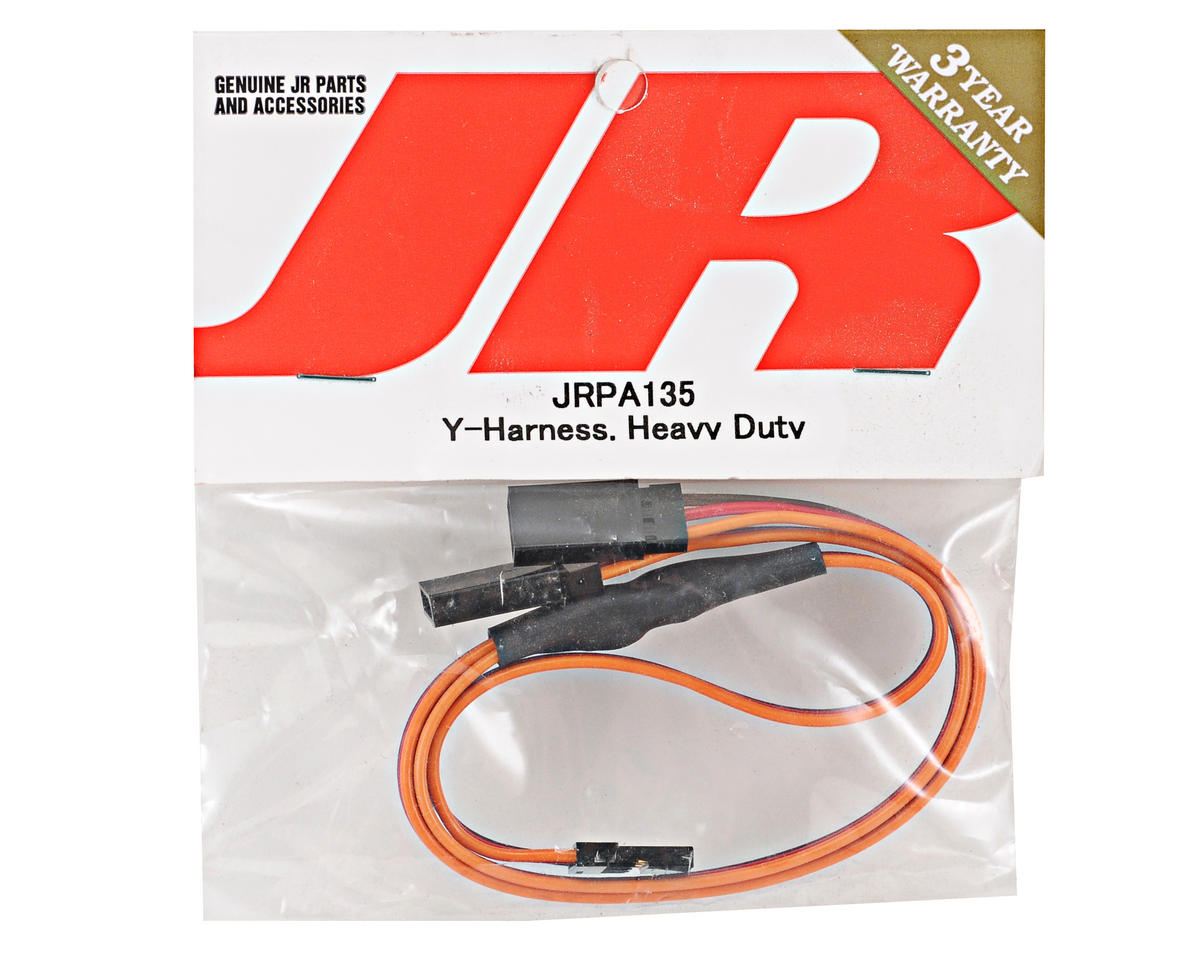 JR Heavy Duty Y-Harness