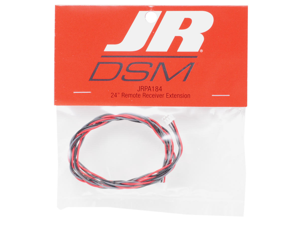 "JR 24"" Receiver Remote Extension"