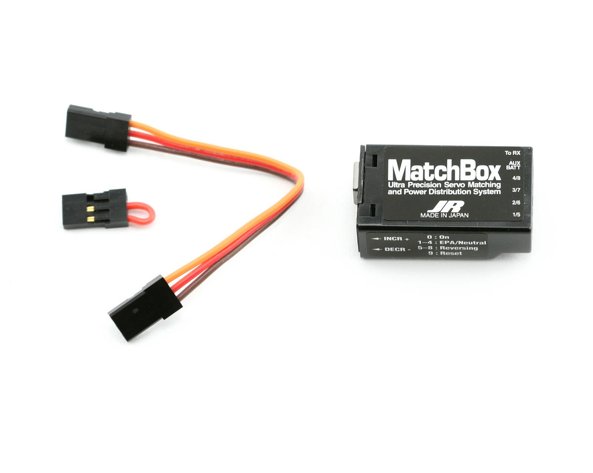Matchbox Servo Matching/Power System by JR