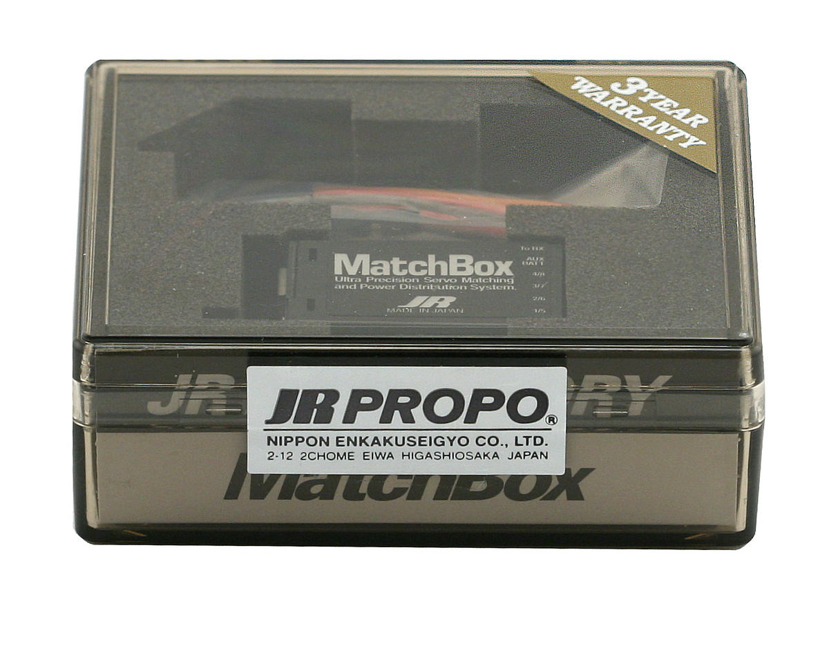 JR Matchbox Servo Matching/Power System