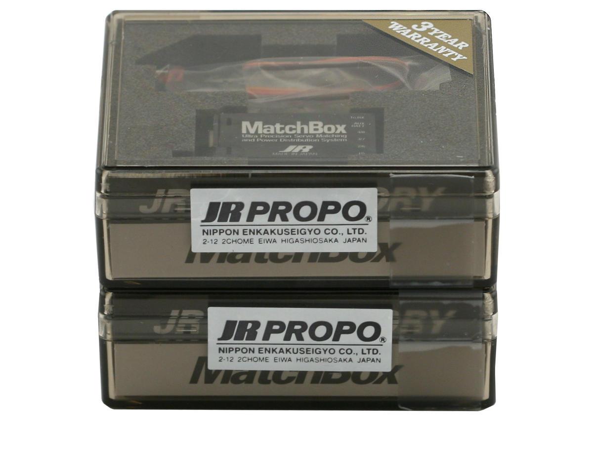 JR Matchbox Twin Pack (2)
