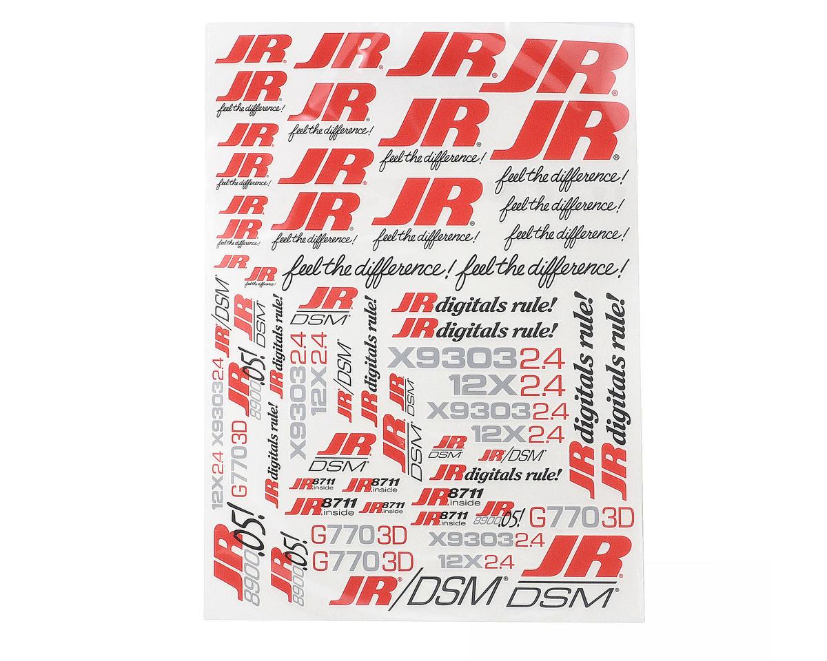 JR DSM Air Decal Sheet
