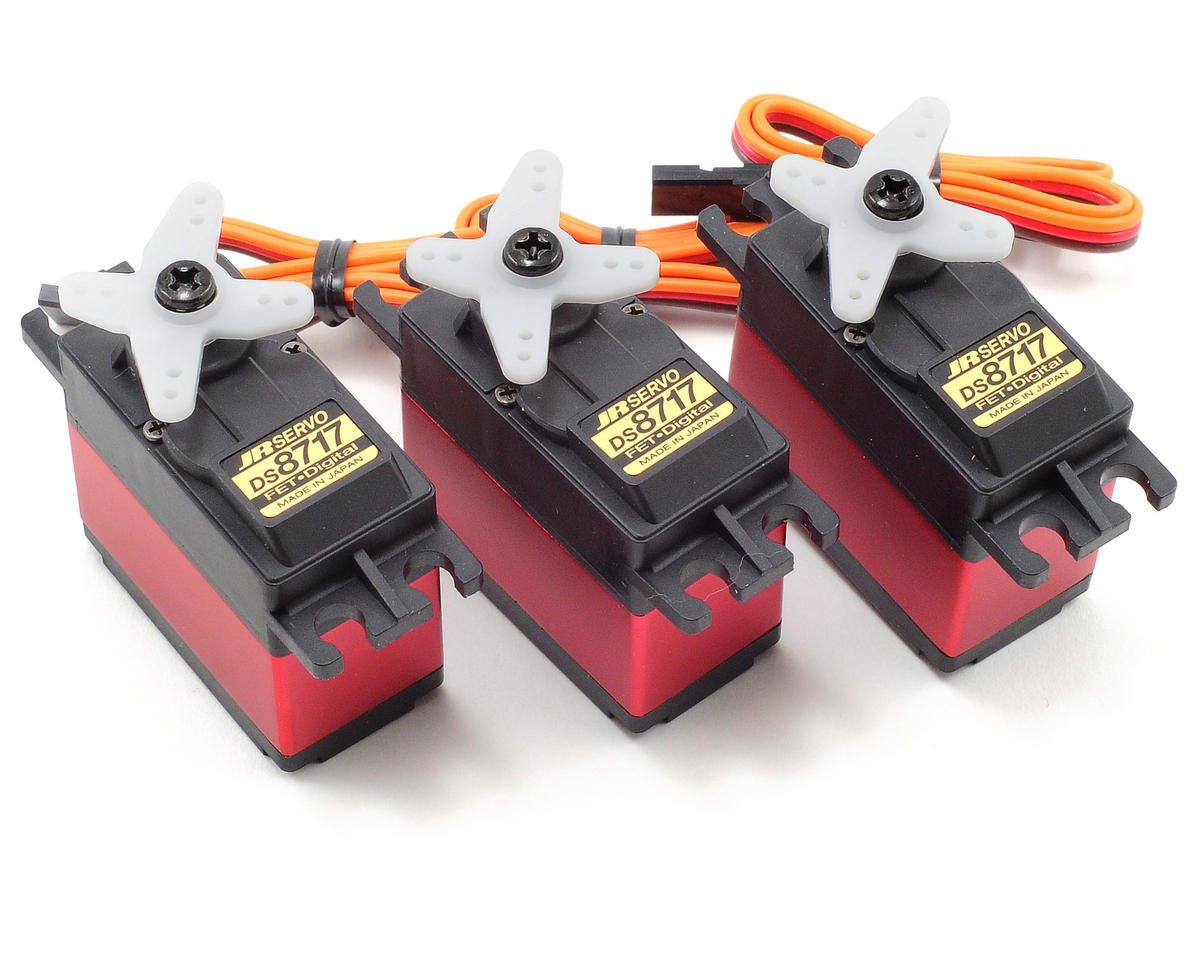 DS8717 Ultra-Speed Cyclic Servo Set